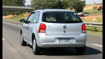 Linha Volkswagen Gol G4 2012 ganha opção de suspensão elevada