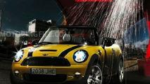 Next Generation Mini Cooper Cabrio Leaked