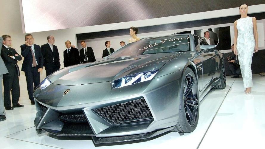 Lamborghini Urus SUV success could pave way for four-door sedan