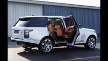 Land Rover prepara versão luxuosa do Vogue para brigar com SUV da Bentley