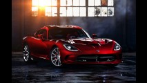 Salão de Nova York: Novo SRT Viper GTS é revelado oficialmente - Veja galeria de fotos