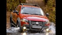 Conheça os comerciais leves mais vendidos em março de 2012