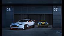 Aston Martin Vantage GT12, belva da 600 CV