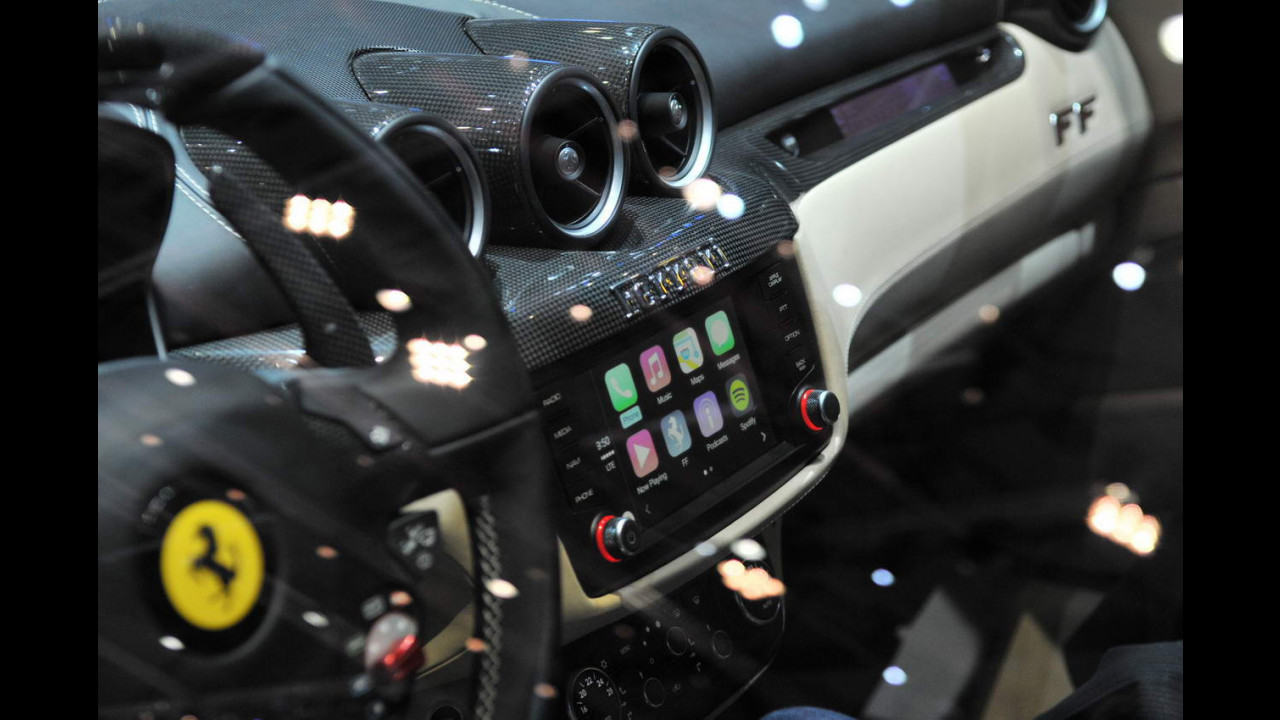 CarPlay Apple al Salone di Ginevra 2014