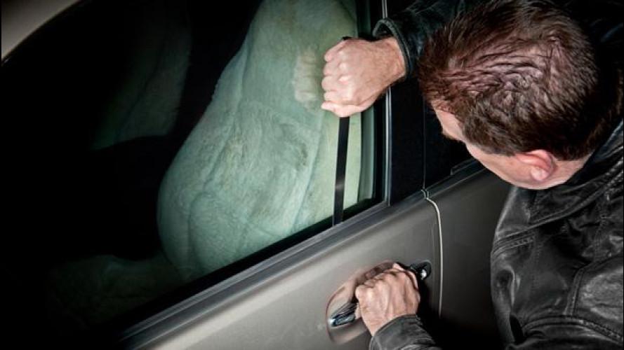 Ti rubano l'auto vecchia? Sei spacciato