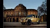Mercedes-Benz Classe G 350 Gold
