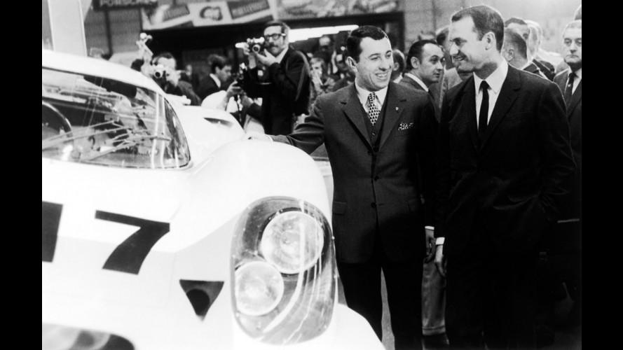 La Porsche 917 compie quarant'anni