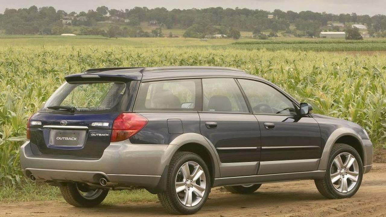Subaru Outback Duotone Special Edition