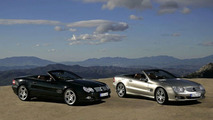 New Generation Mercedes SL 350 & SL 500
