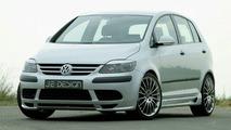 Volkswagen Golf V Plus 2.0 TDI by JE Design