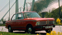 BMW 02 Series Celebrates 40th Birthday