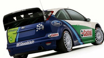 2006 Ford Focus RS World Rally Car