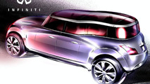Infiniti Kuraza Concept Set to Debut in Detroit