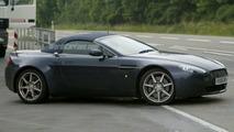 Aston Martin V8 Spy Photos