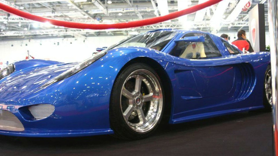 WCF Review: British Motor Show by Nick Hall