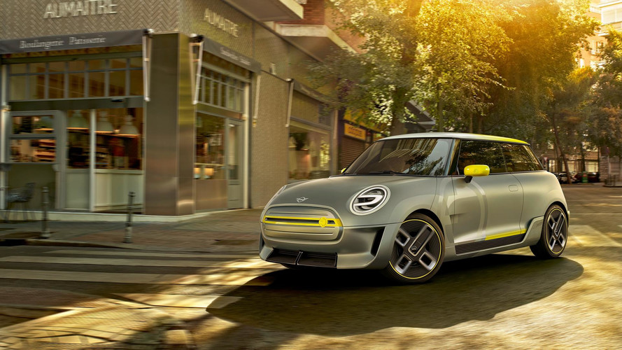 Mini could become an all-electric brand in the US