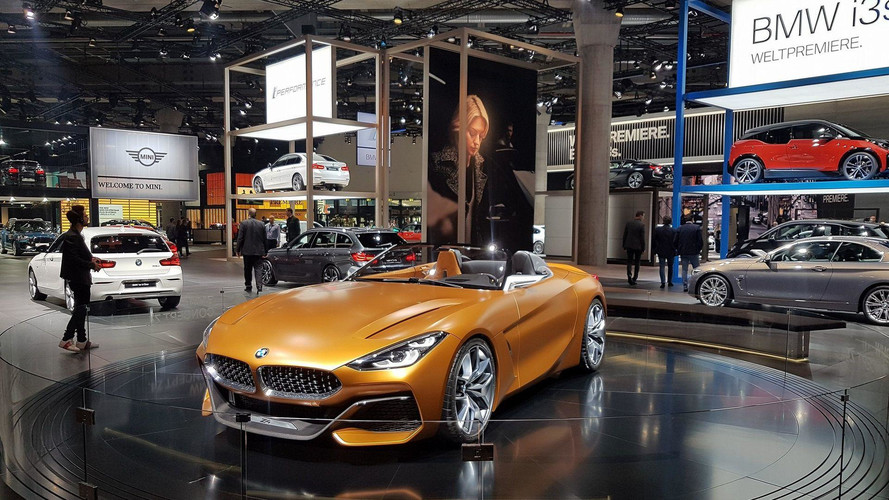 BMW Reducing Frankfurt Motor Show Presence In Place Of Tech Expos