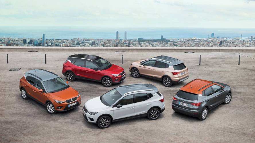 Seat enjoys record start to the year