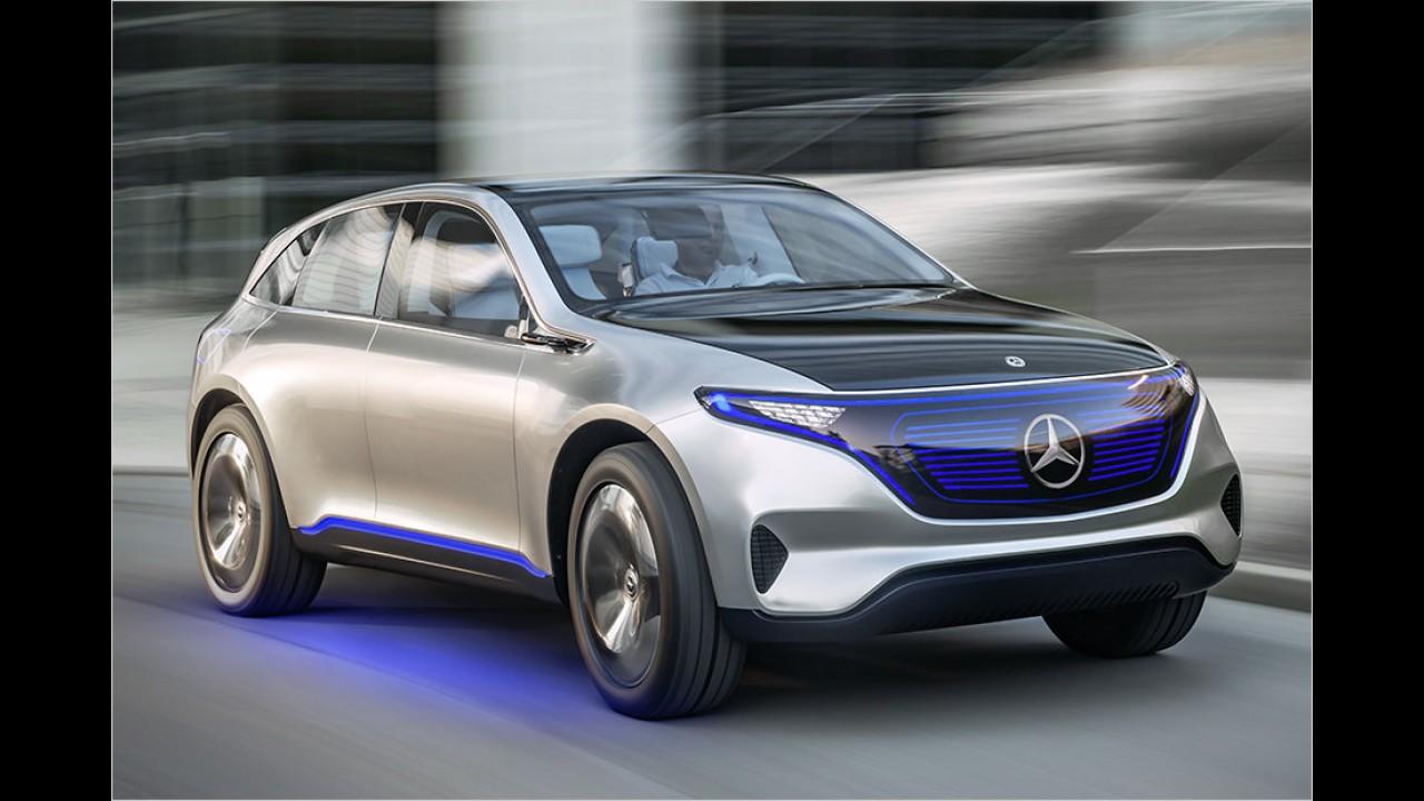 Mercedes Zukunft
