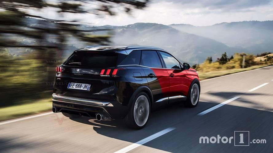 Peugeot trabalha em SUV-cupê sucessor do 4008