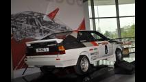 Audi, la mostra