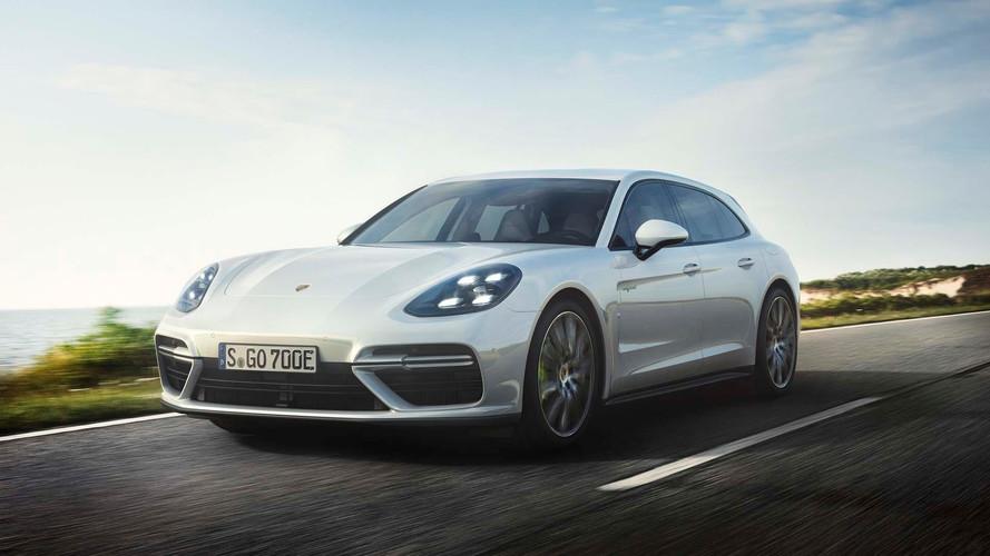Karşınızda Porsche Panamera Turbo S E-Hybrid Sport Turismo