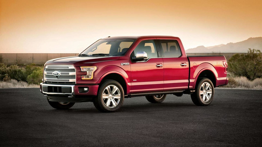 Ford confirms development of F-150 Hybrid