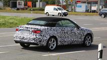 2014 Audi A3 Cabrio spy photo 02.09.2013