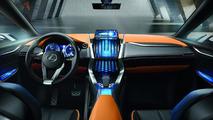 2013 Lexus NF-NX concept 04.09.2013