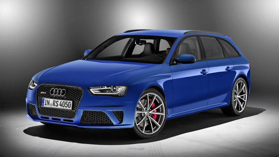 Next Audi RS4 to eschew the V8, adopt a M3 beating twin-turbo V6 - report