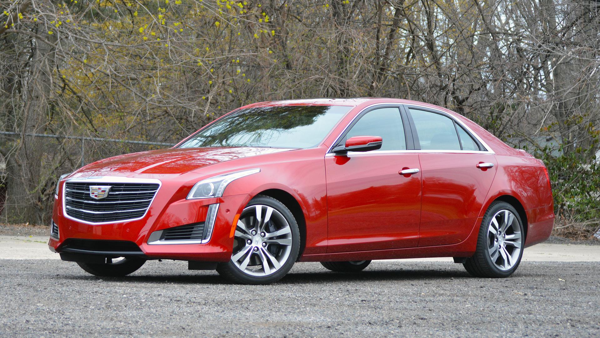 Who Makes Cadillac >> Review 2016 Cadillac Cts Vsport