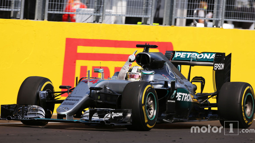 Un titre joué jusqu'au dernier GP en F1 ?