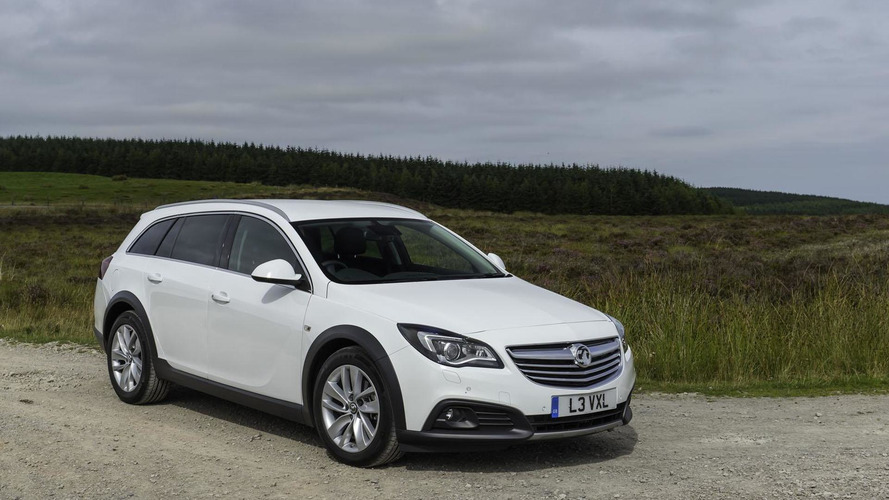 Vauxhall Insignia Country Tourer reportedly axed