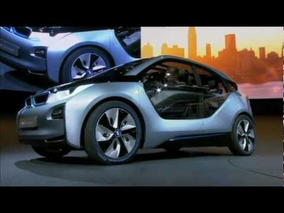 2011 BMW i3 & i8 Concepts - 2011 Frankfurt Motor Show Video