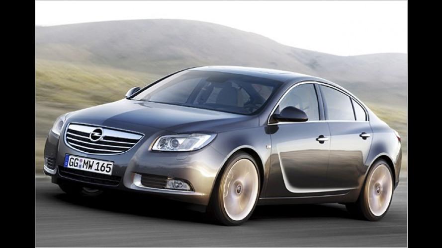 Sehender Opel: Neue Warnsysteme erhöhen die Sicherheit