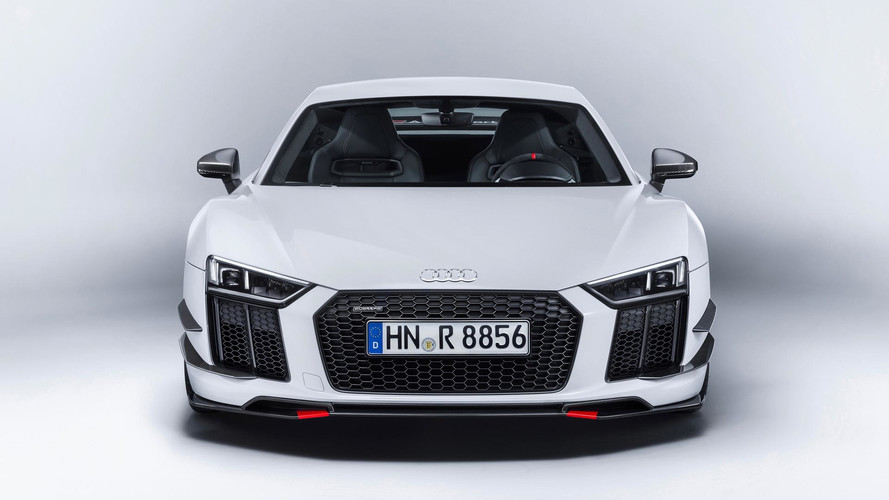 Audi SportPerformance lança novos kits para R8 e TT