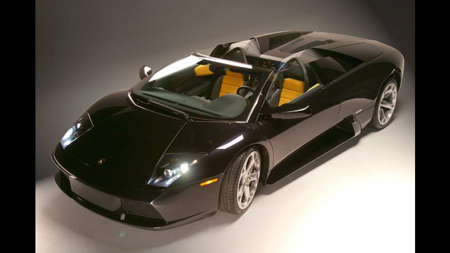Lamborghini Murciélago Roadster: Kampf-Stier ist eröffnet