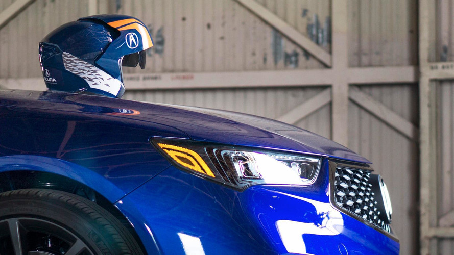 Acura Will Livestream TLX A-Spec Augmented Reality