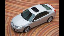 Cadillac BLS und SRX