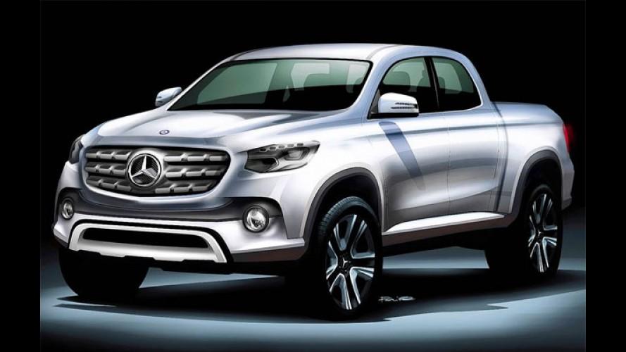 Mercedes: feita na Argentina, picape GLT será peça-chave para manter crescimento
