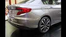 Fiat Aegea (novo Linea) ganha roupagem Abarth em projeção