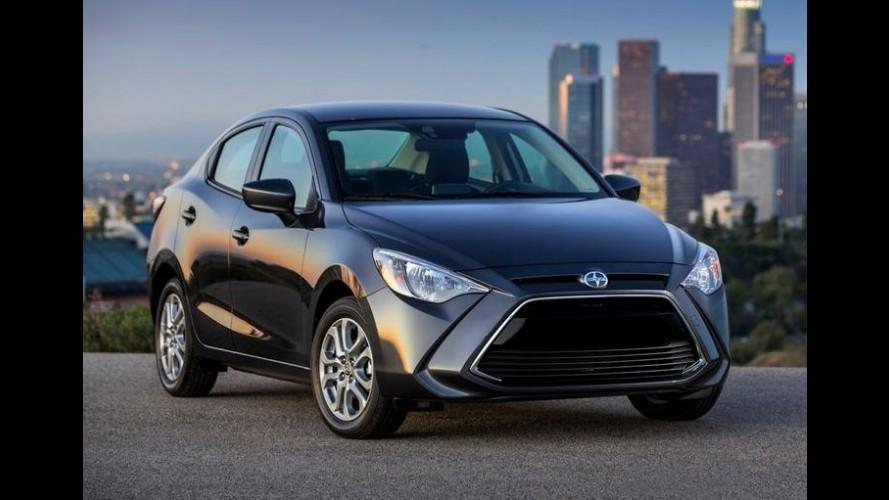 Clone Toyota do Mazda 2 será rival do Honda City no Brasil