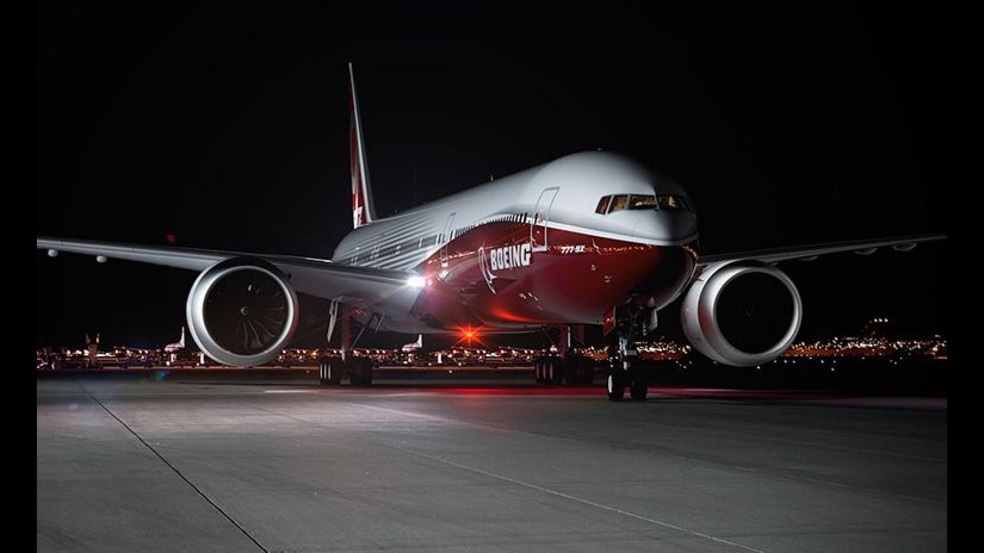 Resultado de imagem para Boeing 777x