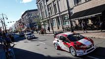 Manfred Stohl, World RX Team Austria Ford Fiesta ST