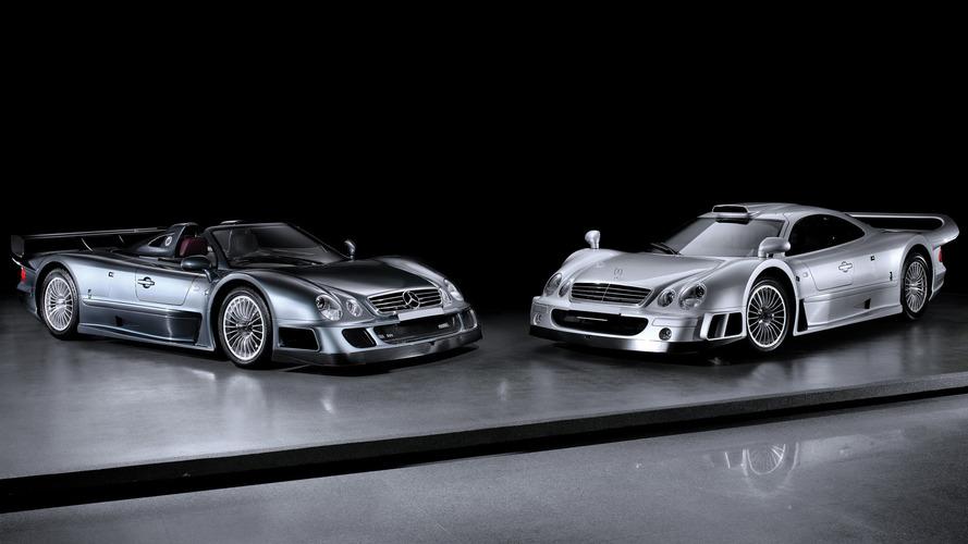Fotoğraflarla Mercedes-Benz'in 20 yıllık süper otomobil tarihi