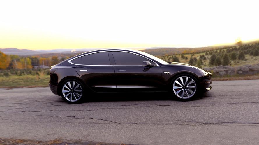 Tesla Model 3 - Premières livraisons le 28 juillet !