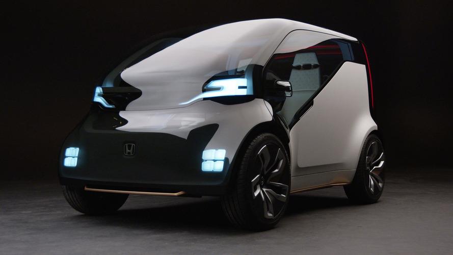 Honda NeuV Concept 2017, eléctrico y autónomo