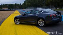 Essai Tesla Model S 90D