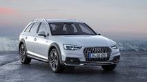 Audi allroad quattro blanco