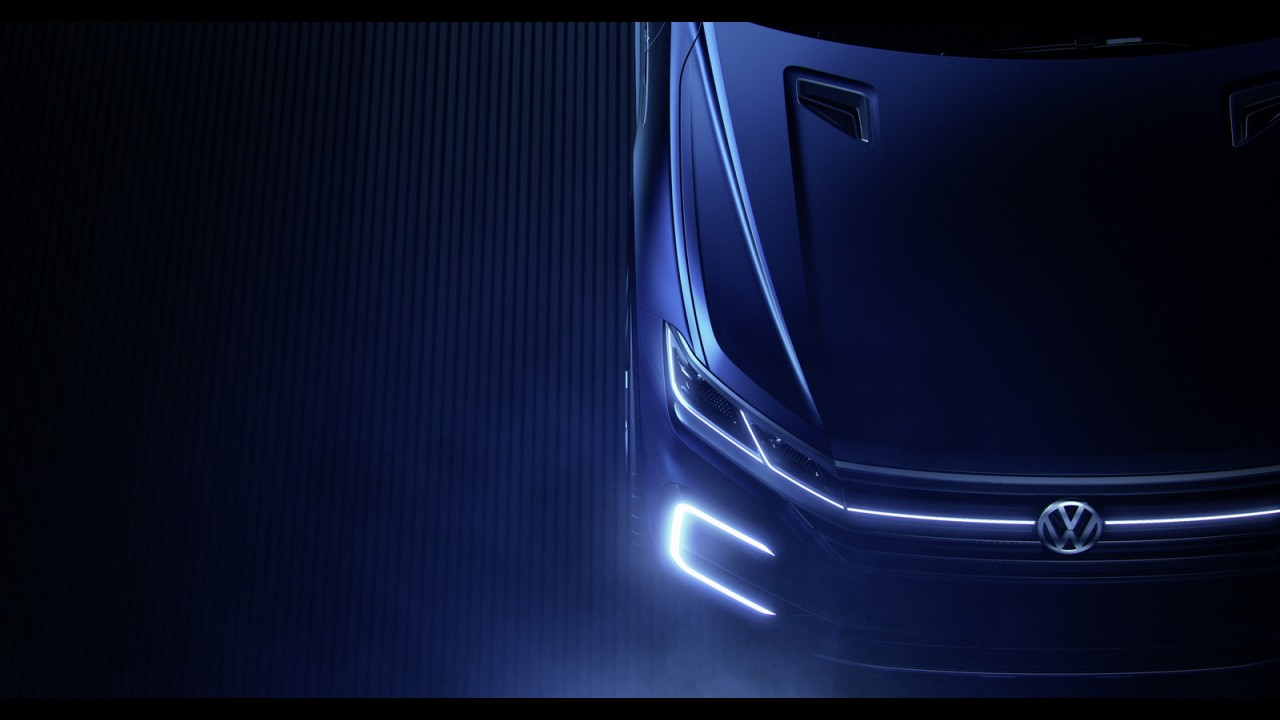 VW antecipa novo Touareg 2017 com conceito no Salão de Pequim